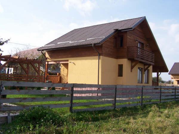 Casas de estructura de madera o de madera maciza machihembrada - Casas estructura de madera ...