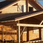 Cómo construir casas de madera, conoce todo el proceso