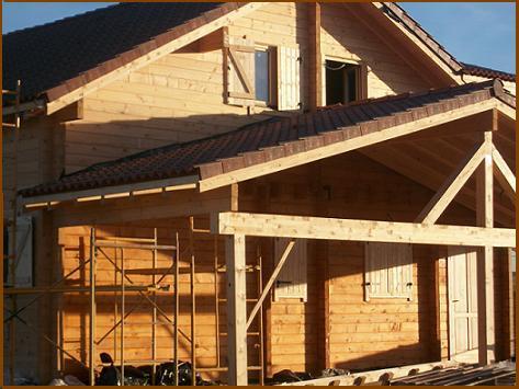 C mo construir casas de madera conoce todo el proceso Modelo de viviendas para construir