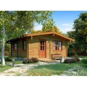 C mo montar casetas de madera casas ecol gicas - Casetas prefabricadas leroy merlin ...