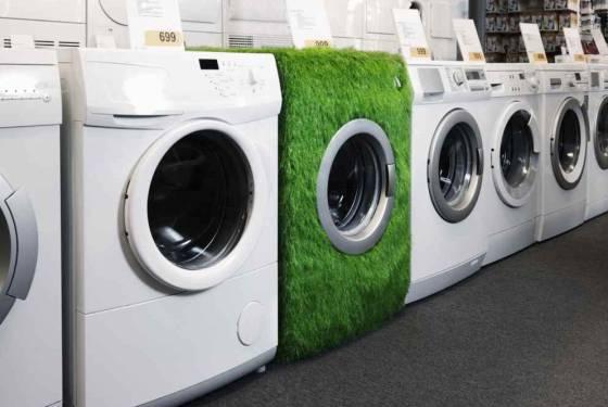 Procura que tus electrodomesticos tengan un bajo consumo energético. Imagen: icasasecologicas.com