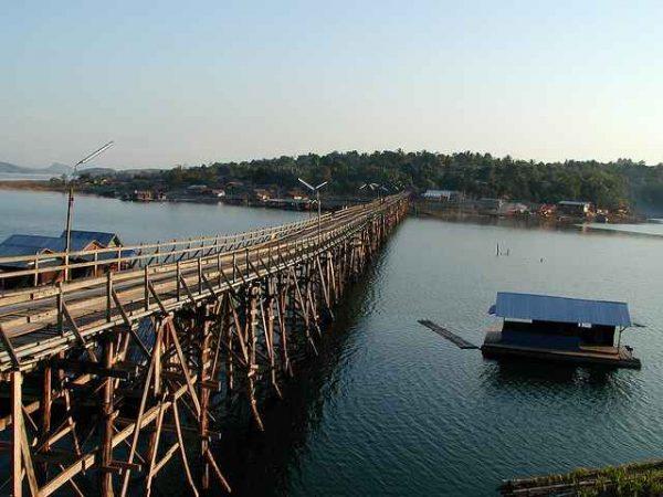 puentes de madera legendarios