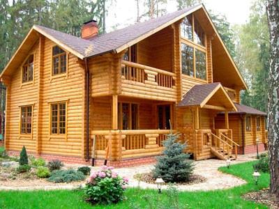 Ventajas de construir con madera