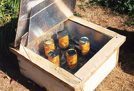 Cocina solar, horno solar, cocción sostenible