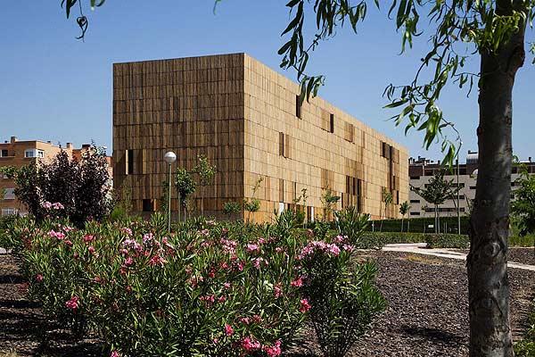 Construcci n ecol gica con bamb casas ecol gicas - Casas ecologicas en espana ...