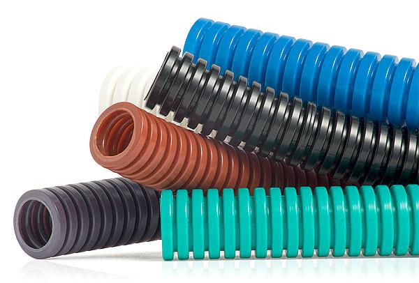 tubos corrugados para la instalacion electrica de una casa