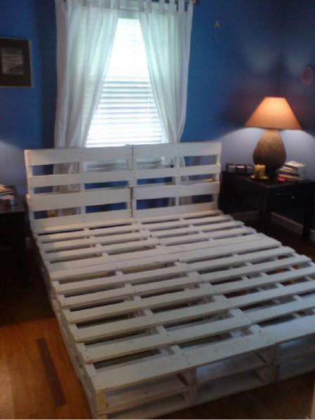 Muebles Hechos Con Palets Para Decorar Tu Casa O Jardin - Muebles-hechos-con-palet