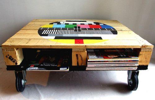 Muebles hechos con palets para decorar tu casa o jardn