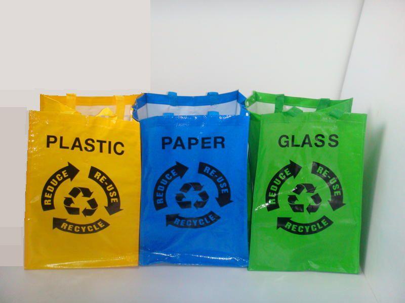 como separar y reciclar la basura