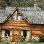 fotos de cabañas, cabaña de madera