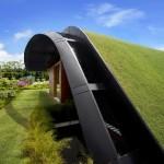 Casa sostenible: Sky Garden House,