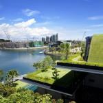 Casa sostenible: Sky Garden House