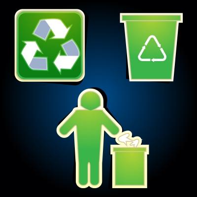 C mo reciclar la basura casas ecol gicas for Como reciclar un placard