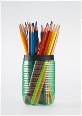 reciclar botellas de plático