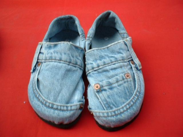 reciclar vaqueros, reciclar tejanos, reciclar jeans,