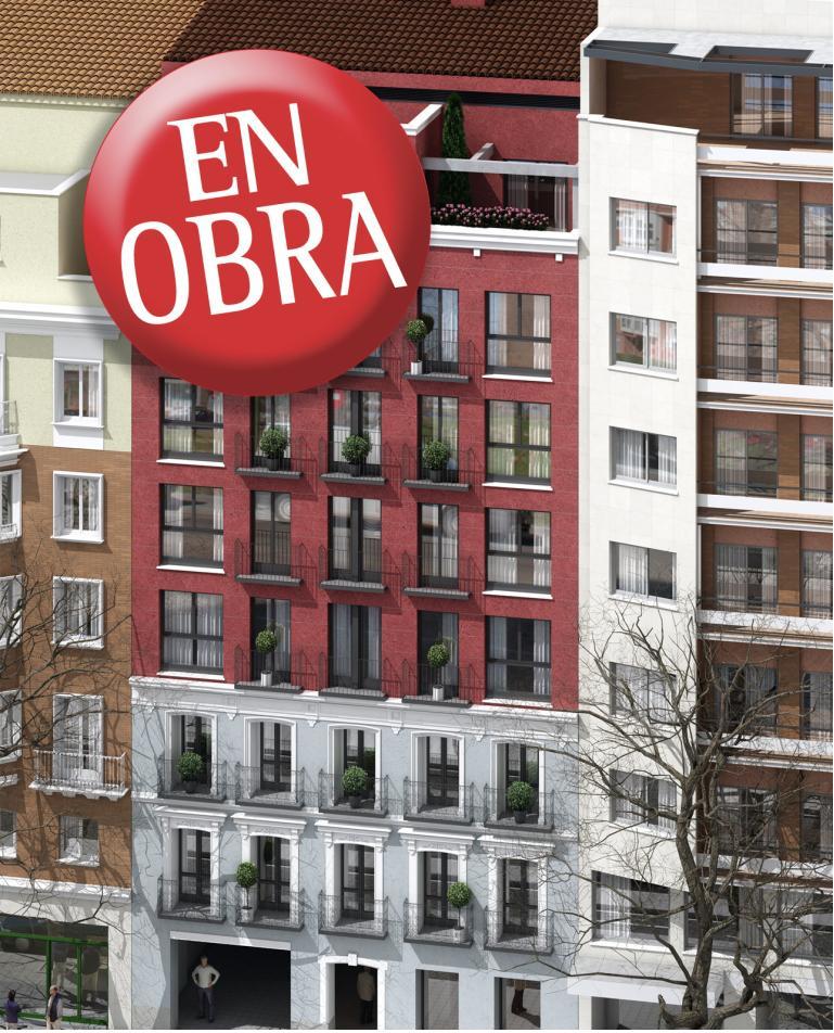 Los nuevos edificios del Barrio Chamberí