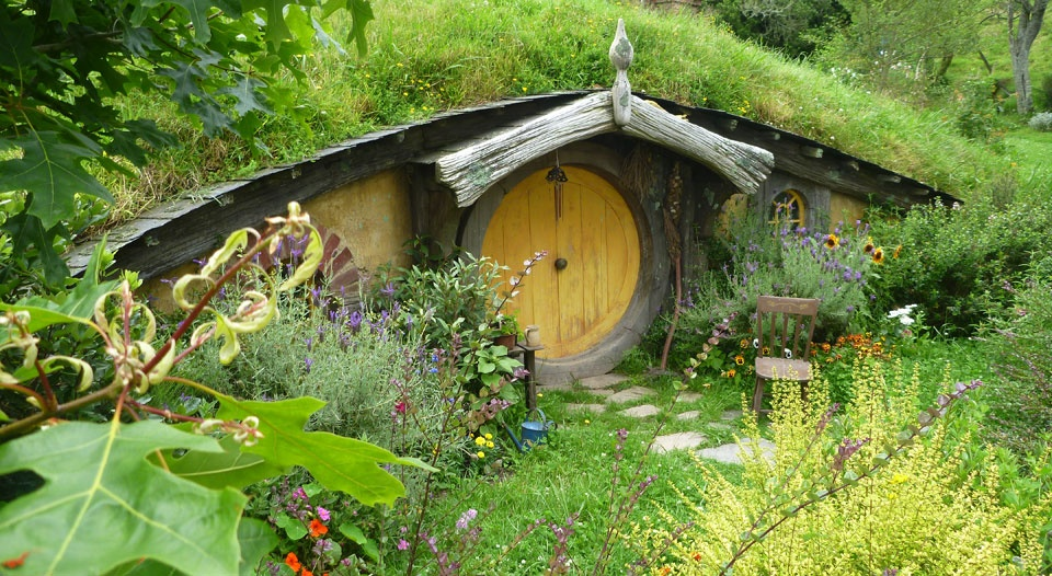 Hobbit Hole Hotel New Zealand