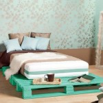 Cómo hacer una cama de palets muy chula