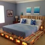 7 camas de palets en las que te encantaría dormir