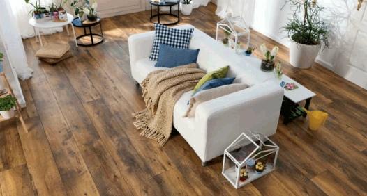 suelo de madera y aislamiento térmico