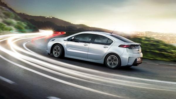 Opel Ampera, coche eléctrico