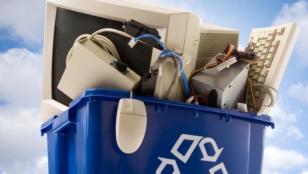 cómo reciclar aparatos eléctricos y electrónicos