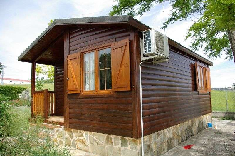 Casas de madera de segunda mano, un mercado en auge-Casas Ecológicas