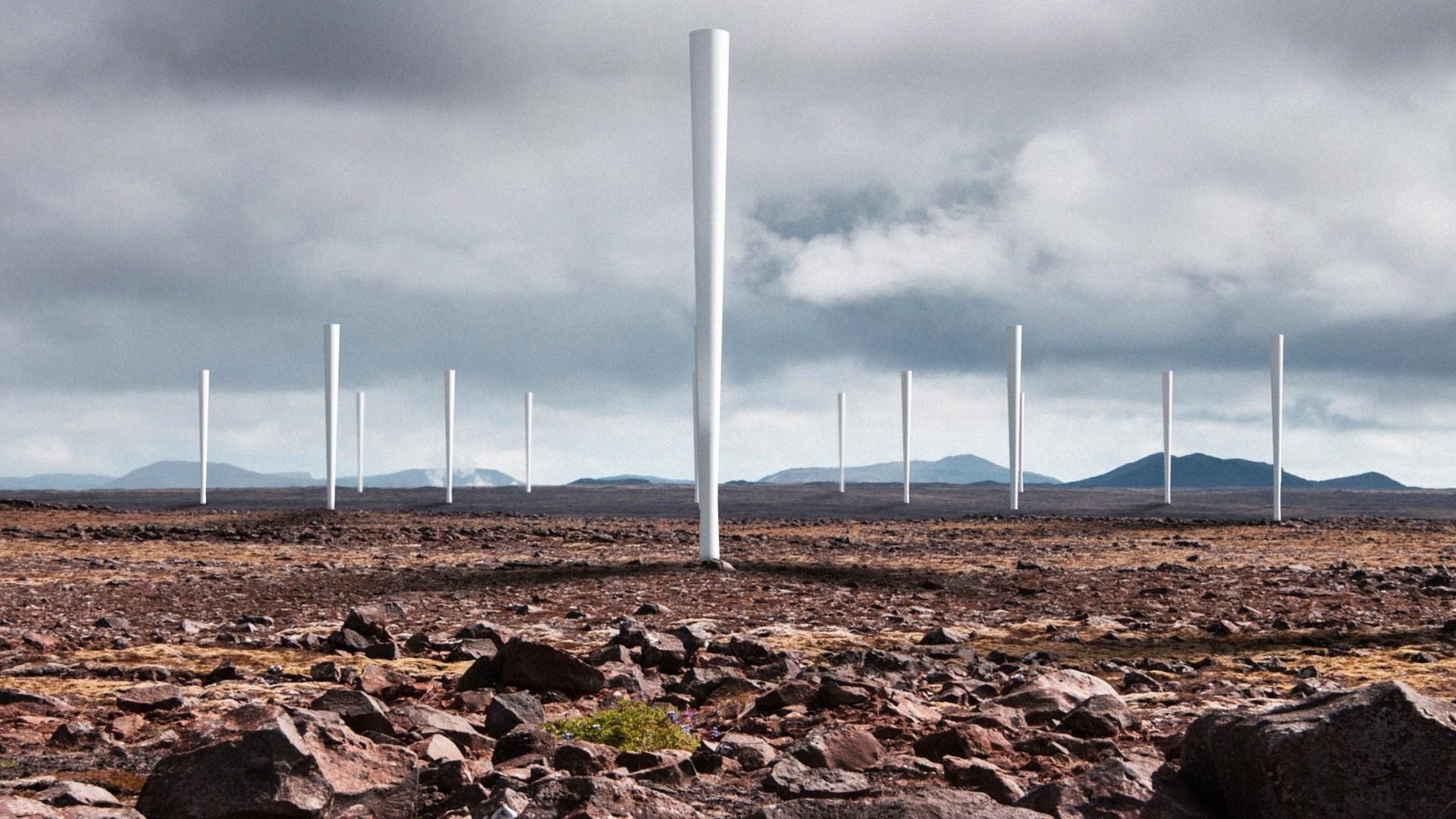 energía eólica, molino eólico