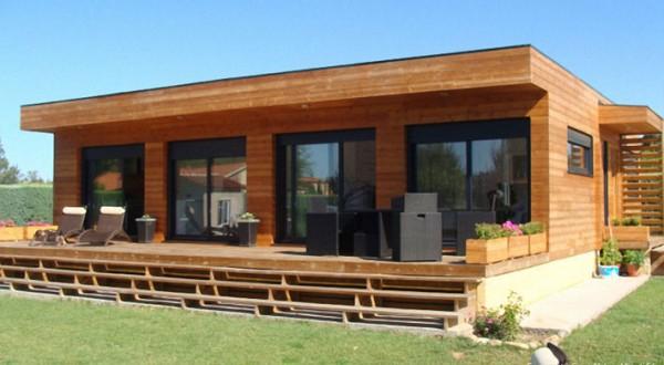 Mil anuncios com casas de madera baratas y prefabricadas - Precio casas de madera prefabricadas ...