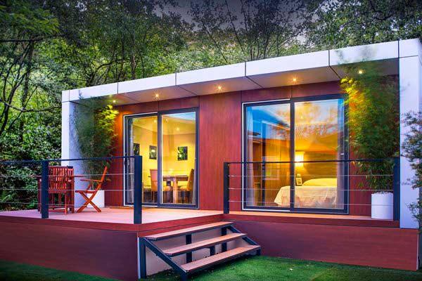 Casas prefabricadas de madera una apuesta ecol gica casas - Cube casas prefabricadas ...