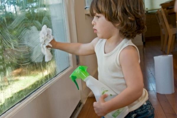 C mo hacer productos de limpieza ecol gicos en casa casas - Productos de limpieza caseros ...