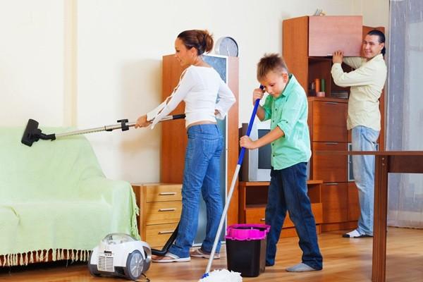 productos de limpieza ecológicos, sin químicos