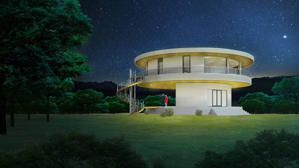 Primera casa dom tica giratoria en espa a casas ecol gicas - Trasformare una casa in domotica ...