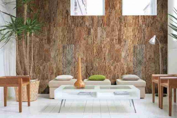 Paneles de corcho ventajas y como colocarlos casas ecol gicas - Aislante acustico para paredes ...