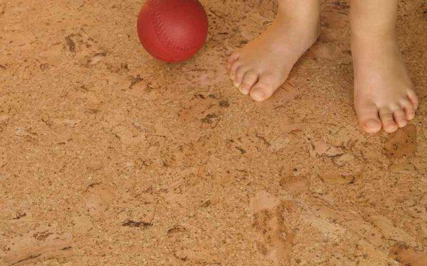 suelos de corcho