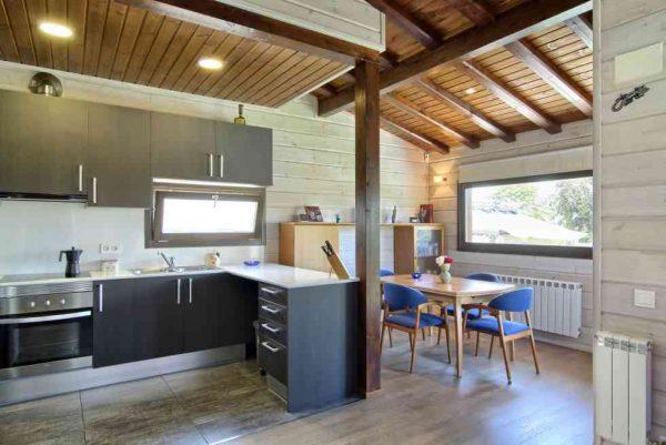 7 consejos para decorar casas prefabricadas for Interiores de casas prefabricadas