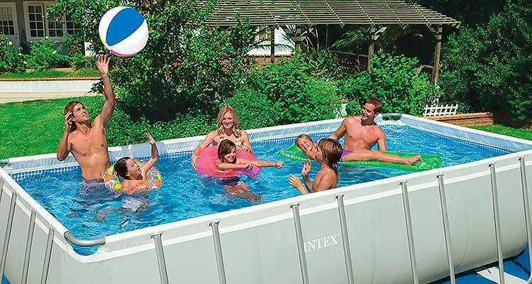 c mo mantener una piscina desmontable de manera ecol gica