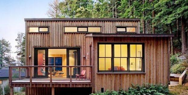 Casas ecol gicas - Casas ecologicas de madera ...