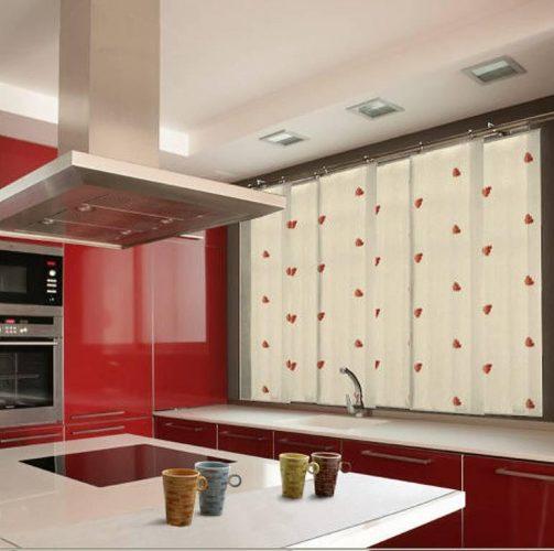 10 ideas para decorar casas peque as y optimizar al m ximo - Paneles para cocina ...