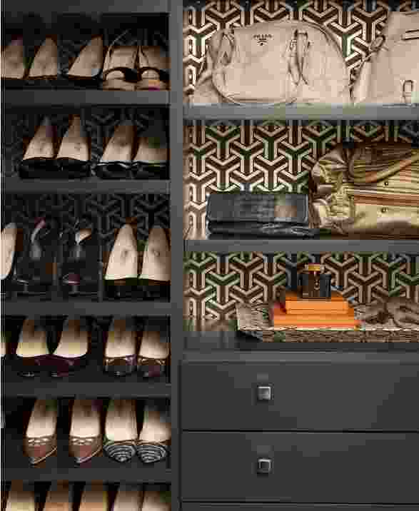 recessed wardrobes