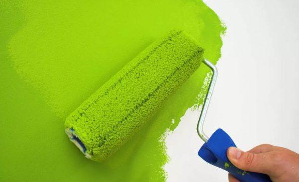 pintura ecológica, pintura natural