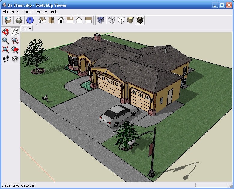 Programas para hacer planos de casas modernas for Hacer planos 3d