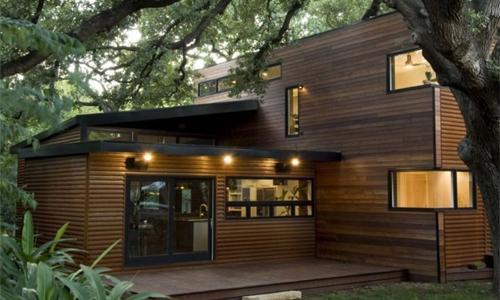 Casas de madera necesitan proyecto de obra casas ecol gicas - Casas ecologicas de madera ...