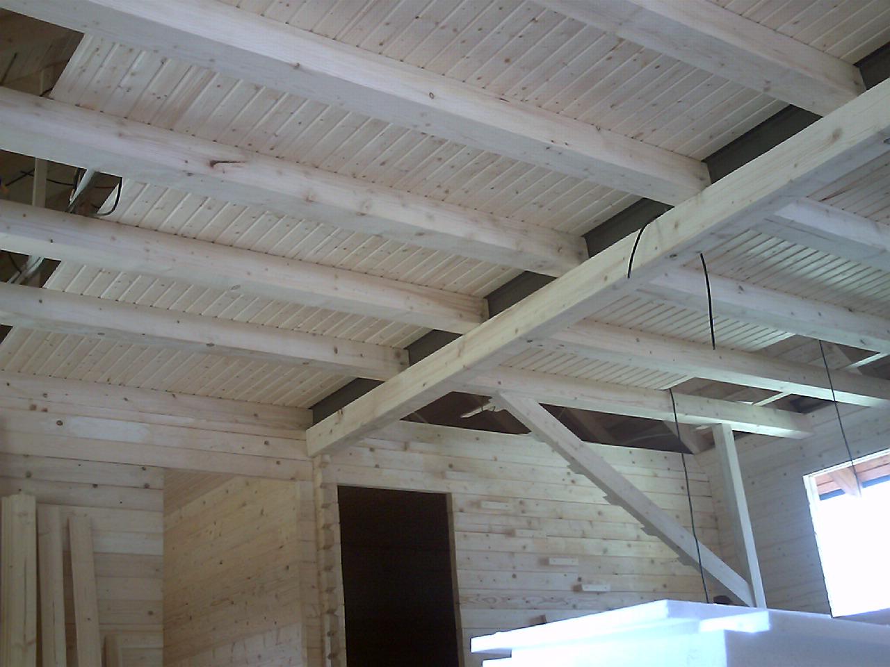 Dificultades en la construcci n de casas de madera for Como construir piletas de material