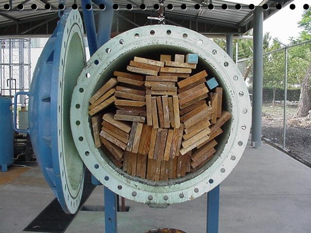 Tratamiento de la madera casas ecol gicas - Tratamiento para madera de exterior ...