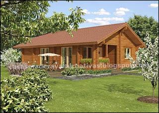 Consejos para comprar casa de madera en kit casas ecol gicas - Casas canadienses madrid ...