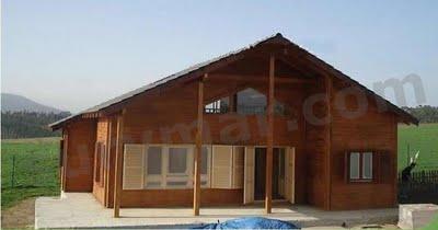 construir casas de madera