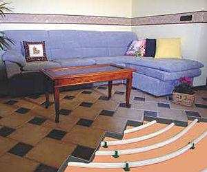 Sistemas de calefacci n radiante casas ecol gicas - Tipos de calefaccion para casas ...